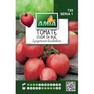 Seminte de tomate cuor di bue, 1 gram