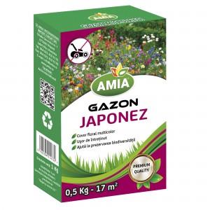 Seminte de gazon japonez AMGJ05, 0,5 Kg