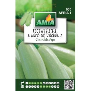 Seminte de dovlecel blanco de verginia 3, 4 grame