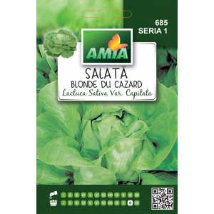 Seminte de salata blonde du cazard, 4 grame