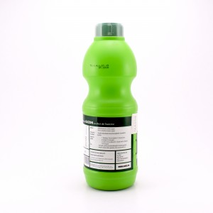 Ingrasamant gazon 20-0-0 + 5,1 Fe (1% EDTA) + microelemente, 1 litru