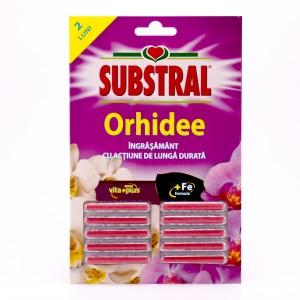 Batoane ingrasamant orhidee Substral, 10 buc