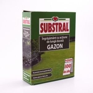 Ingrasamant gazon 100 zile Substral, 1 Kg