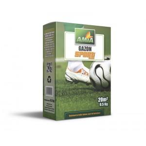 Seminte de gazon sport AMGS05, 0,5 Kg