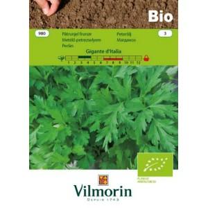 Seminte bio de patrunjel commun 2, 5 grame, vilmorin