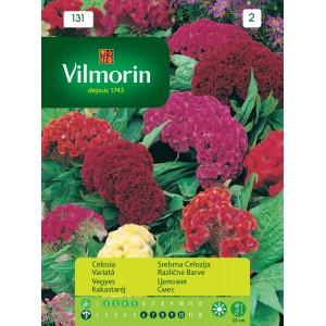 Seminte de flori celosia variata, 0,1 grame, vilmorin